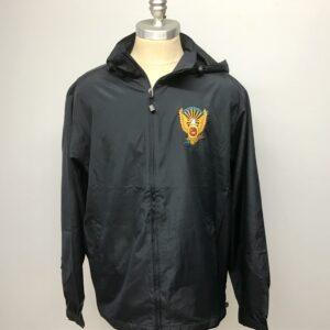 Navy - lite weight jacket
